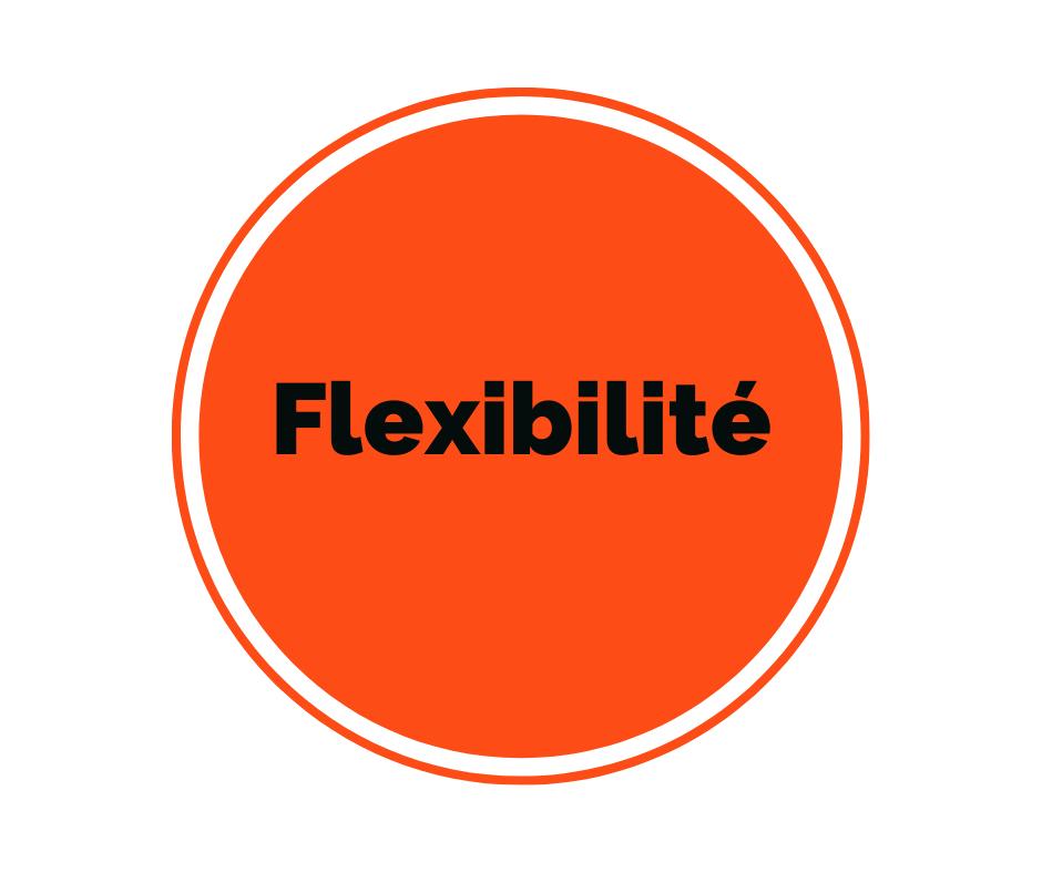 valeurs delta formations gardoises - flexibilité