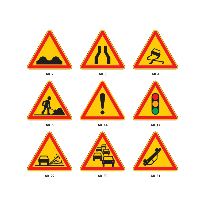 Organisation des chantiers - signalisation temporaire de chantier