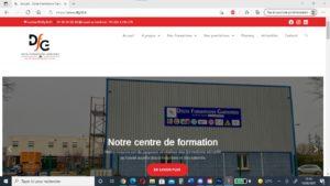 Nouvelle dynamique, nouveau projet, nouveau site internet 💻