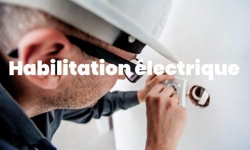 Formation habilitation électrique Delta Formations Gardoises